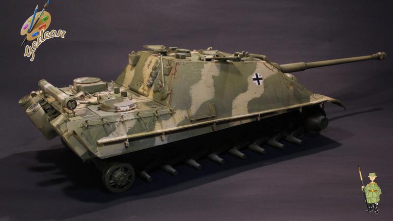 Jagdpanther Sd.Kfz.173 – 1/35ème Dragon - Equipage terminé - Page 2 6_dybu17