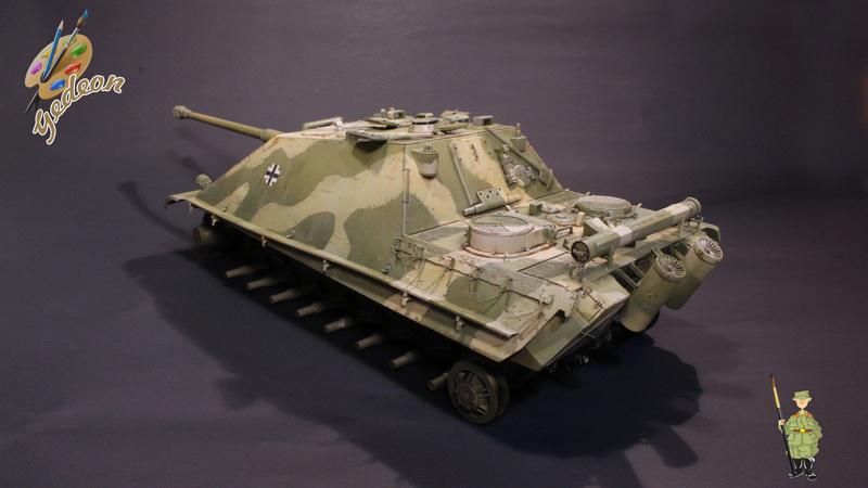 Jagdpanther Sd.Kfz.173 – 1/35ème Dragon - Equipage terminé - Page 2 7_bros10