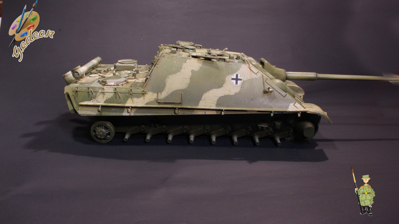 Jagdpanther Sd.Kfz.173 – 1/35ème Dragon - Equipage terminé - Page 2 7_bros11