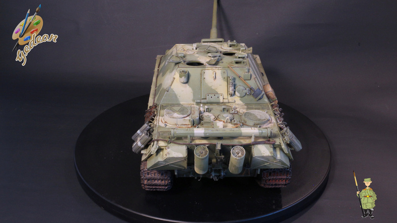 Jagdpanther Sd.Kfz.173 – 1/35ème Dragon - Equipage terminé - Page 3 9_yqui17