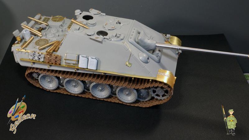 Sherman M4A1 1/35 ITALERI (n°225) - Page 2 Pour_l10