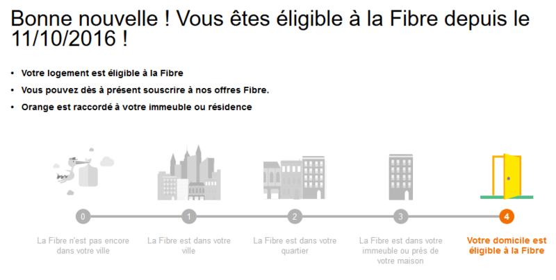 [RÉSOLU] Fibre Orange ou rester chez Free ADSL ? Suivi_10
