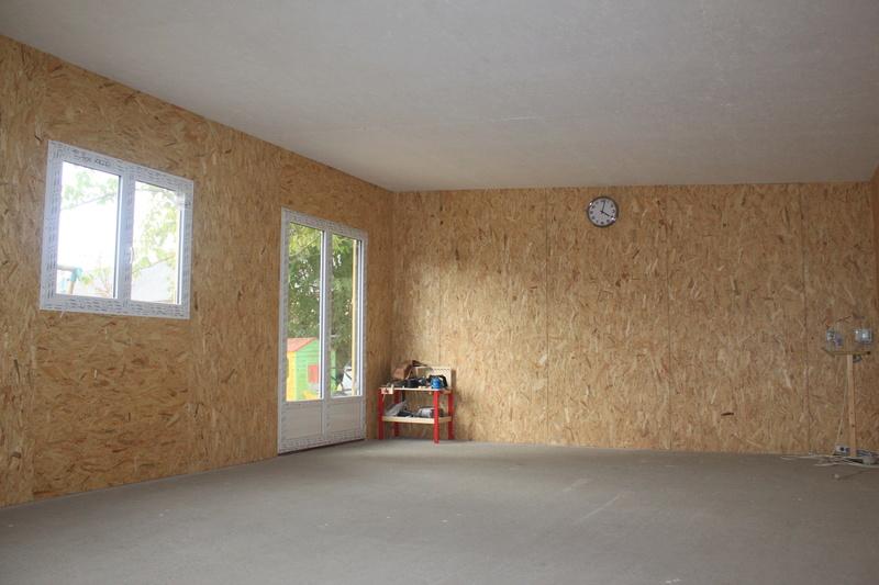 Construction d'un atelier en ossature bois ! - Le Bardage ! - Page 5 110