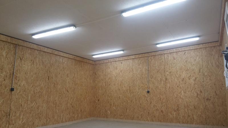 Construction d'un atelier en ossature bois ! - Le Bardage ! - Page 7 20161019