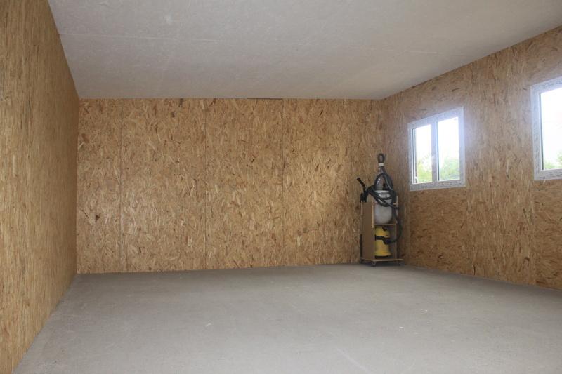Construction d'un atelier en ossature bois ! - Le Bardage ! - Page 5 210