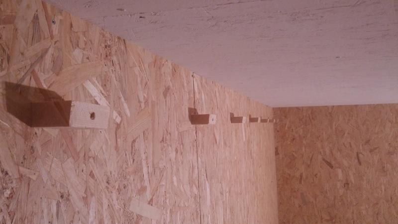 Construction d'un atelier en ossature bois ! - Le Bardage ! - Page 7 211