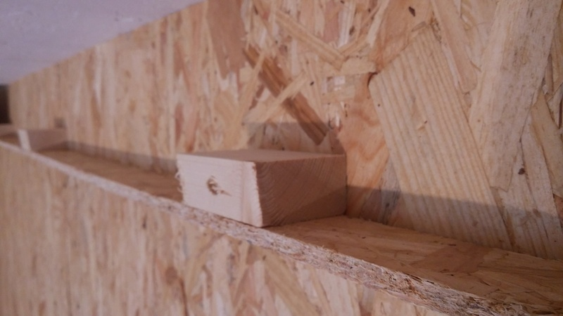 Construction d'un atelier en ossature bois ! - Le Bardage ! - Page 7 310