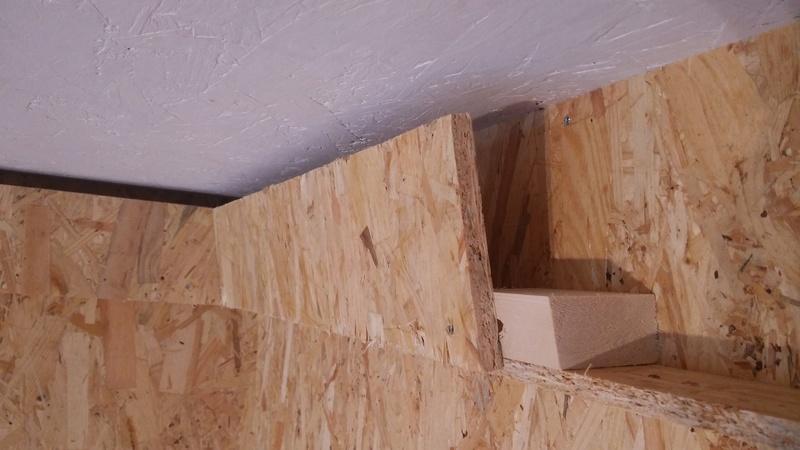 Construction d'un atelier en ossature bois ! - Le Bardage ! - Page 7 410