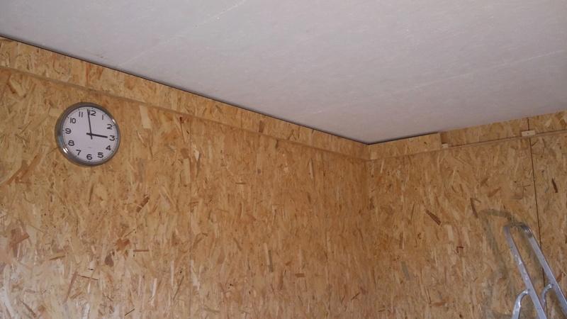 Construction d'un atelier en ossature bois ! - Le Bardage ! - Page 7 510