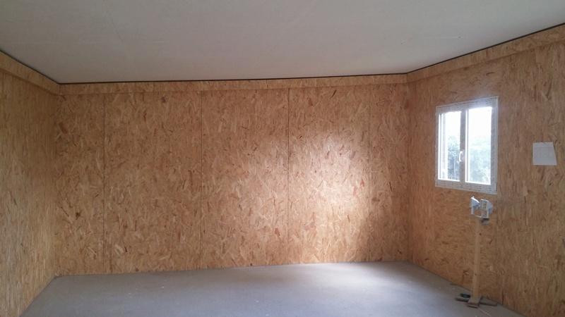Construction d'un atelier en ossature bois ! - Le Bardage ! - Page 7 610