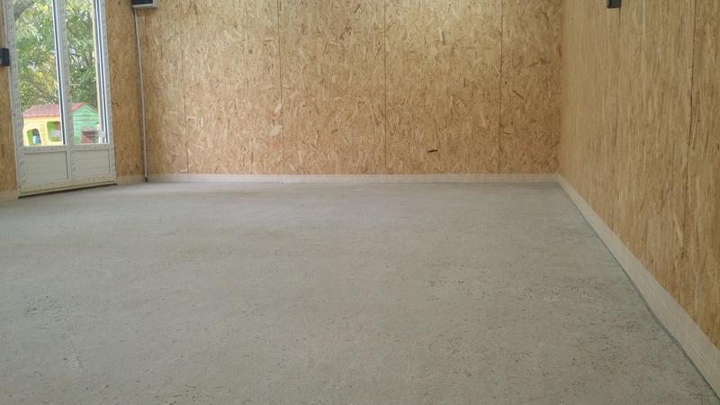 Construction d'un atelier en ossature bois ! - Le Bardage ! - Page 7 810