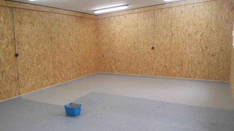 Construction d'un atelier en ossature bois ! - Le Bardage ! - Page 7 910