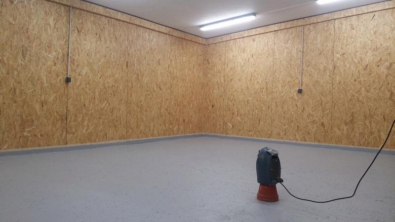 Construction d'un atelier en ossature bois ! - Le Bardage ! - Page 7 9110