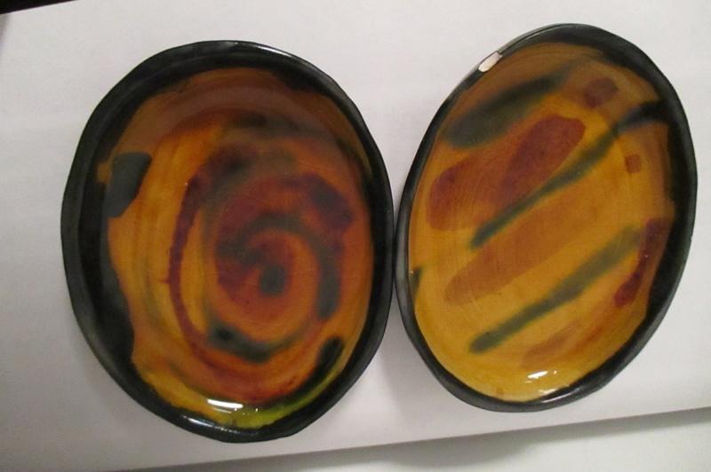 Two Small Pin Dishes - Marazion, Cornwall Img_0430