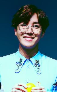 jung ho seok (j hope - bts) Jhope110