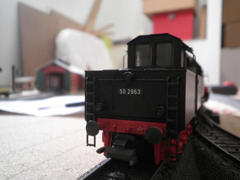 télex sur BR50 37843. P9030021