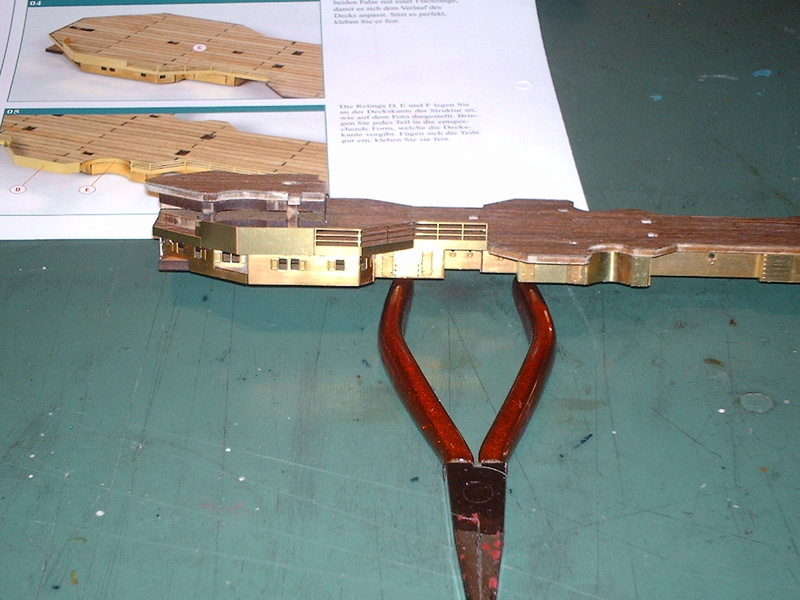 Fertig - Prinz Eugen 1:200 von Hachette gebaut von Maat Tom - Seite 8 5710