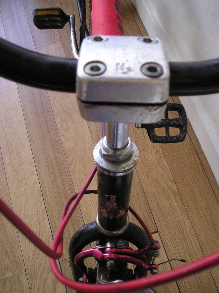 BMX Raleigh Burner (circa~1983) Thumb_52