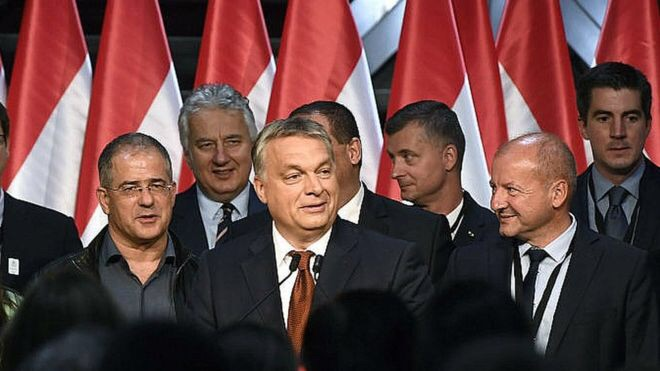 Hungary PM claims EU migrant quota referendum victory Image124