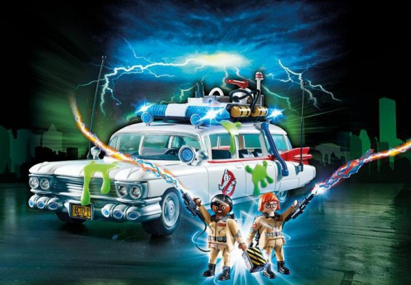 Playmobil Ghostbusters Ecto110