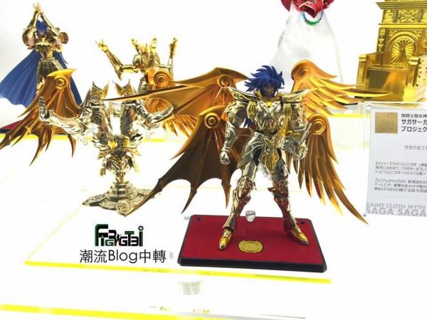 Myth Cloth EX Soul of Gold Saga des Gémeaux (20 mai 2017) Saga310