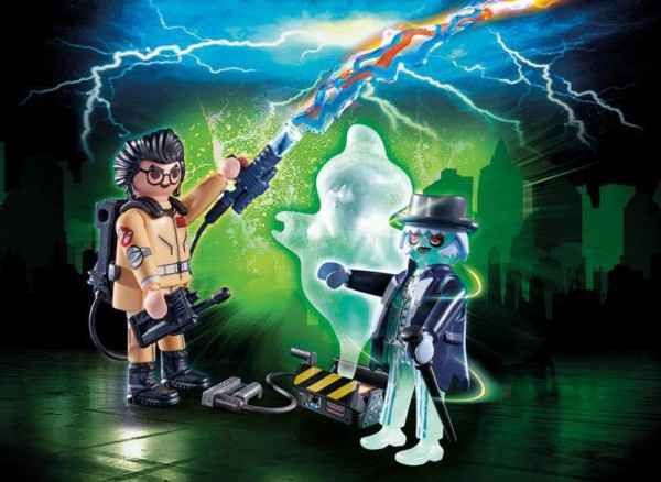 Playmobil Ghostbusters Spengl10