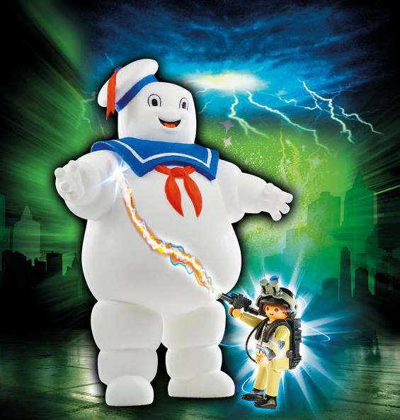 Playmobil Ghostbusters Staypu10