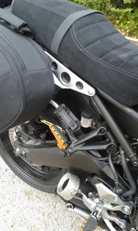 Bulle sport Yamaha XSR 900 510