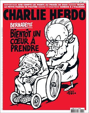 Dessins de presse  - Page 14 Chirac10