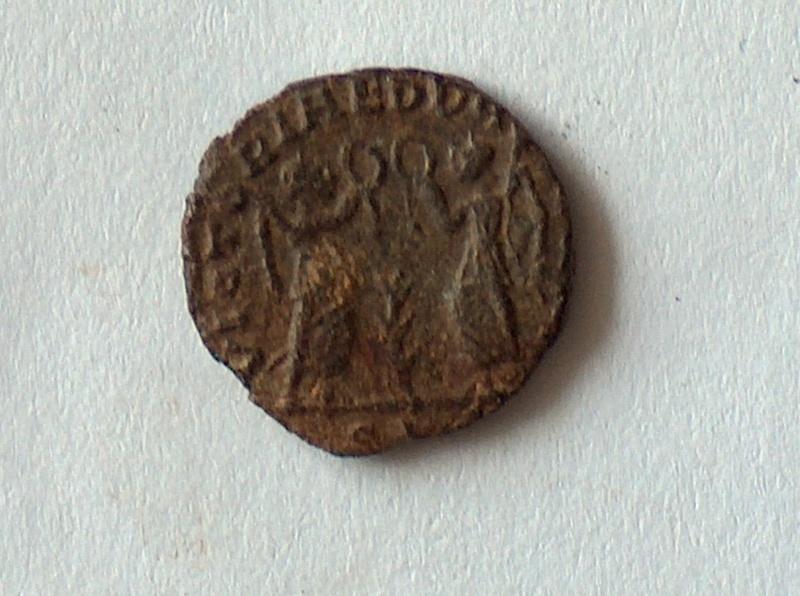 Petit bronze Constance II 15 15f10