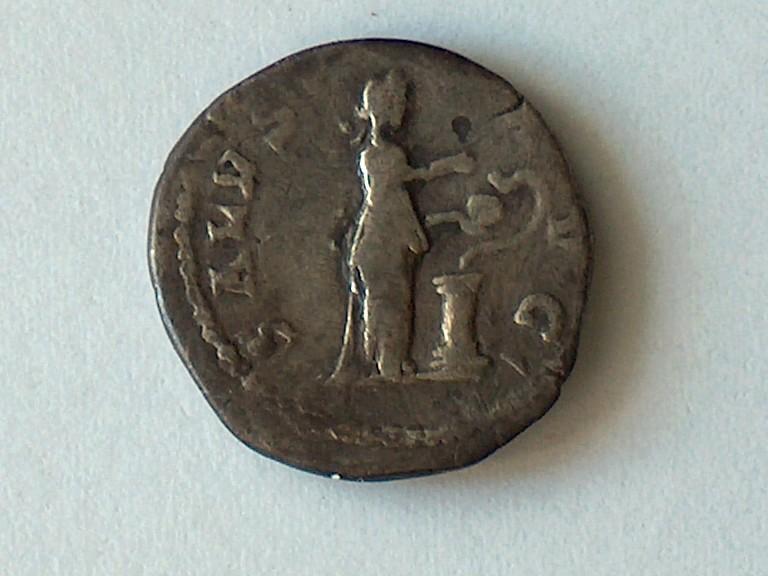 Denier Hadrian RIC 267a 41 41f10