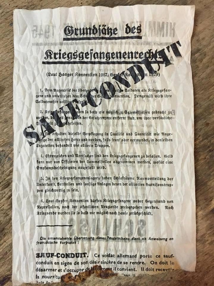 Les Allemands évacuent Colmar le 2 février 1945  14543410