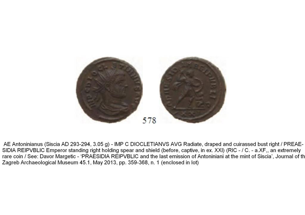 Pour les amateurs de Diocletien - not in RIC Mpo110