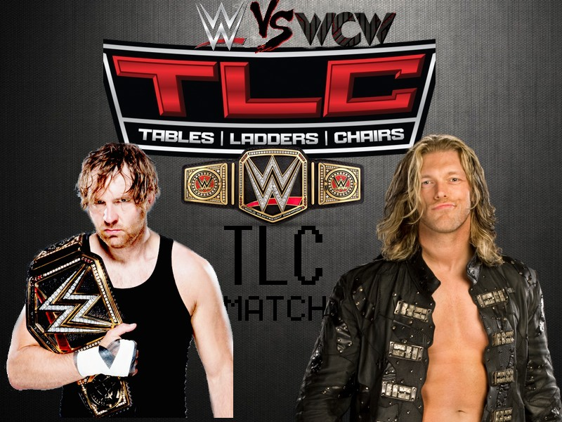 WWE Vs WCW: Tables, Ladders And Chairs (TD Garden à Boston, Massachusetts) Ambros10