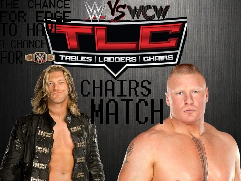 WWE Vs WCW: Tables, Ladders And Chairs (TD Garden à Boston, Massachusetts) Edge_v10