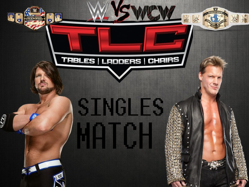 WWE Vs WCW: Tables, Ladders And Chairs (TD Garden à Boston, Massachusetts) Styles11