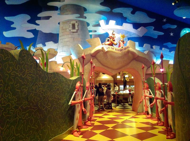 4,5 jours au coeur de la magie à Tokyo Disney Resort juin 2016 - Page 2 Imag0124