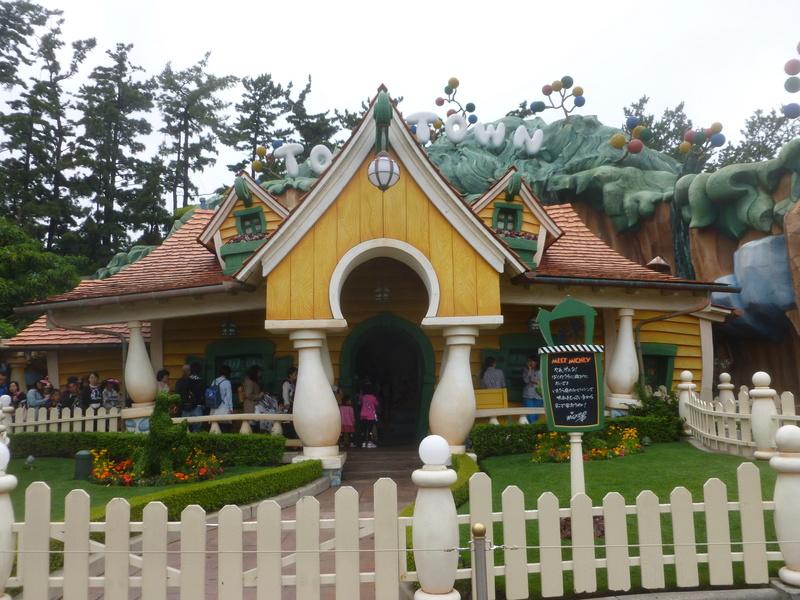4,5 jours au coeur de la magie à Tokyo Disney Resort juin 2016 - Page 2 P1070621