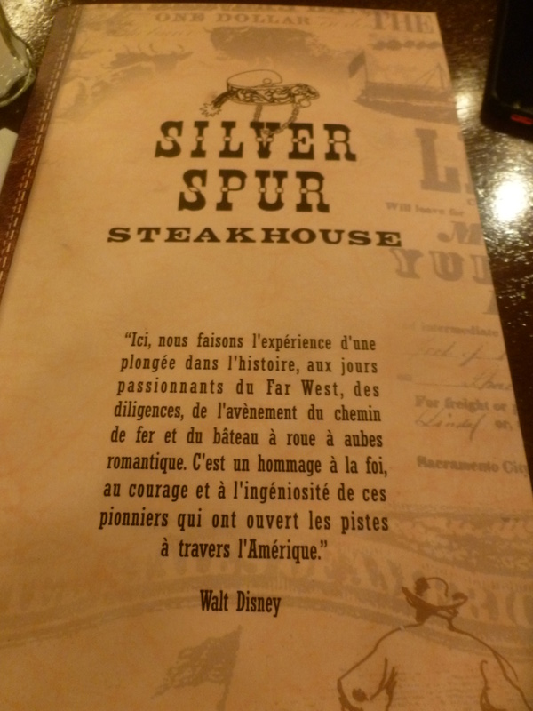 [Service à table] Silver Spur Steakhouse - Page 19 P1080512