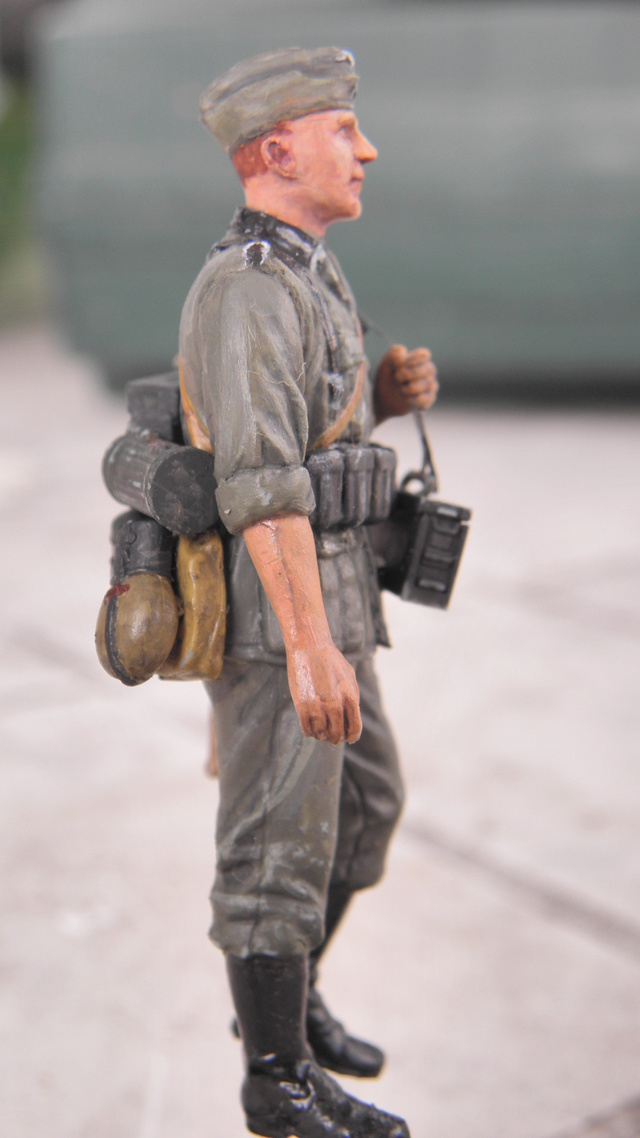 Wehrmacht infantry - 1/35 - Dragon  Pa140810