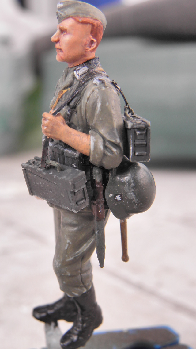 Wehrmacht infantry - 1/35 - Dragon  Pa140812