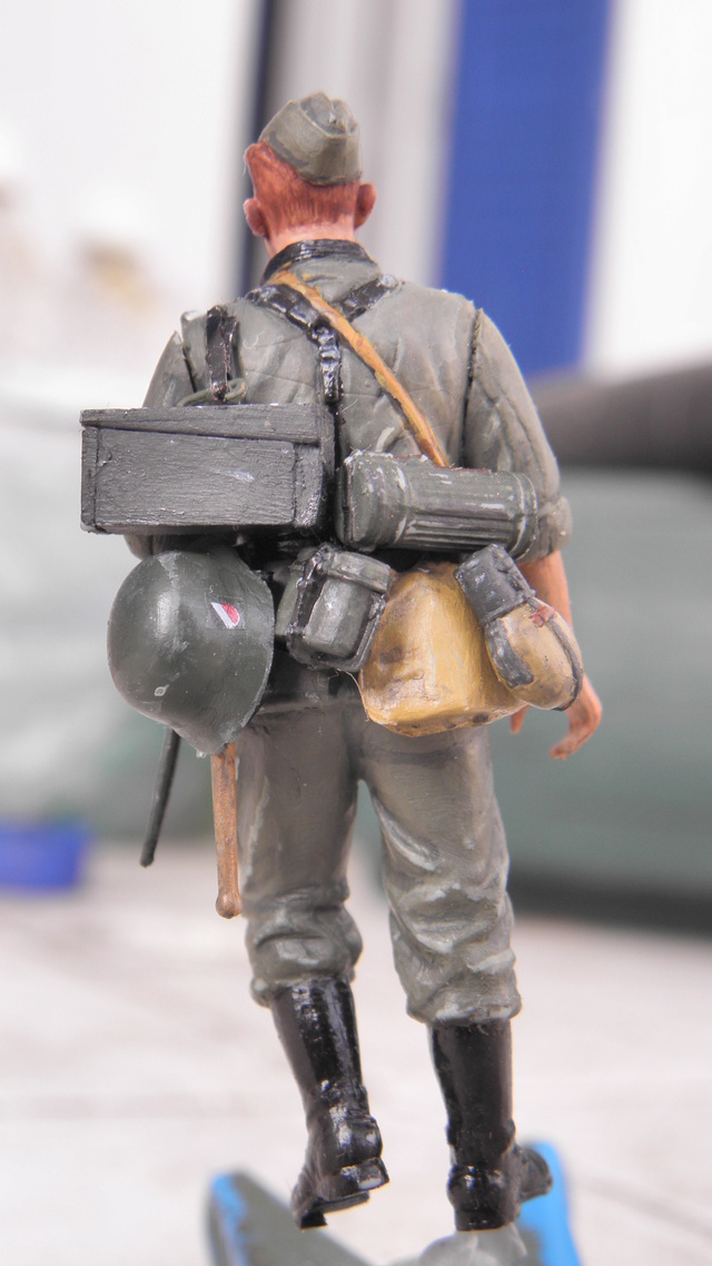 Wehrmacht infantry - 1/35 - Dragon  Pa140813