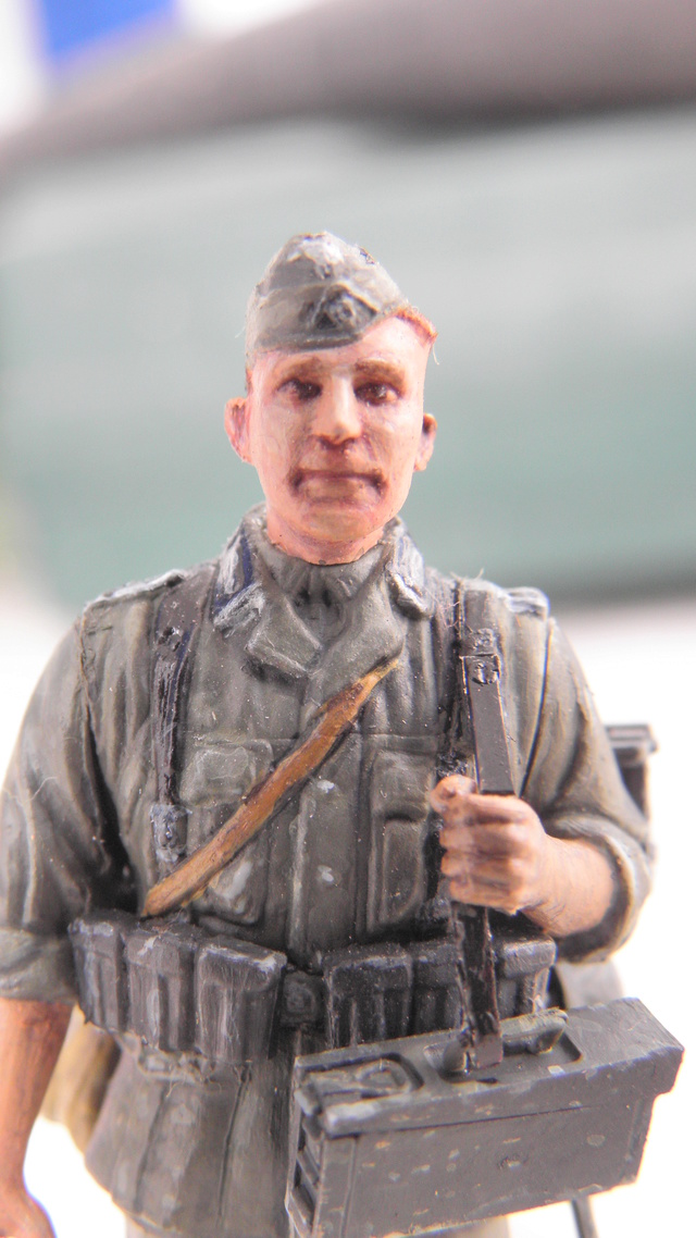 Wehrmacht infantry - 1/35 - Dragon  Pa140814