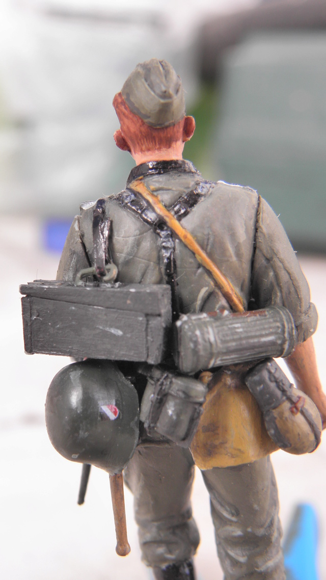 Wehrmacht infantry - 1/35 - Dragon  Pa140815