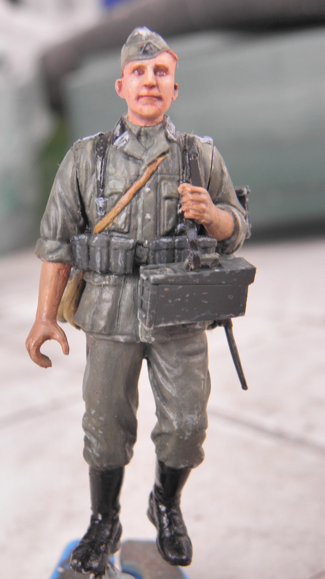 Wehrmacht infantry - 1/35 - Dragon  Pa140816