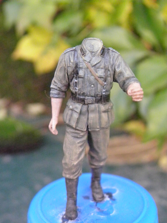Wehrmacht infantry - 1/35 - Dragon  Pa180910