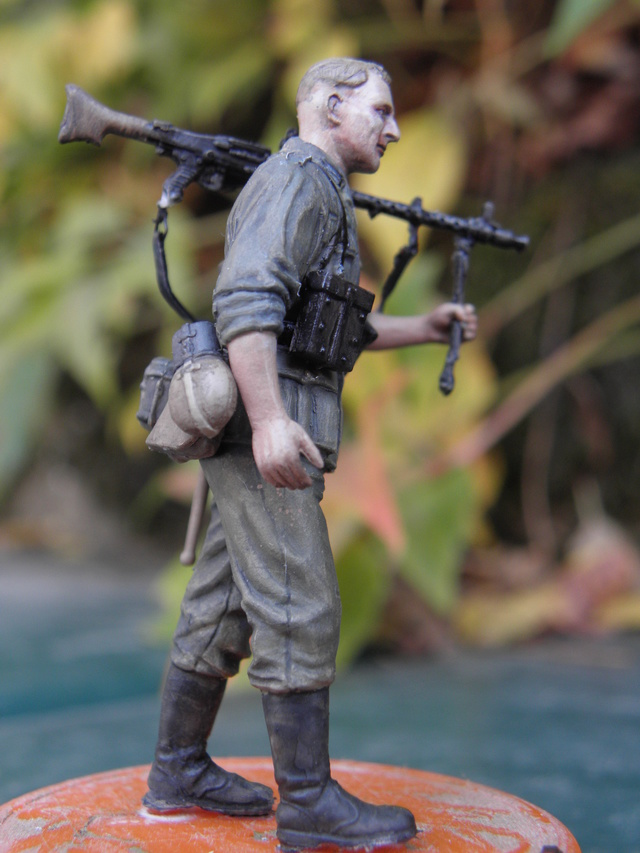 Wehrmacht infantry - 1/35 - Dragon  - Page 2 Pa210714