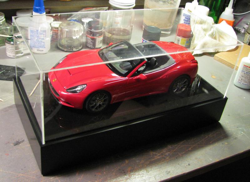 Ferrari California Revell Calif310