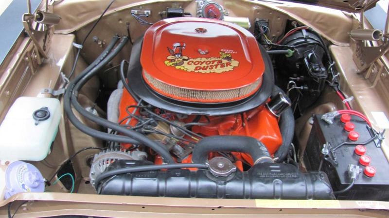 Roadrunner 1969 Moteur10