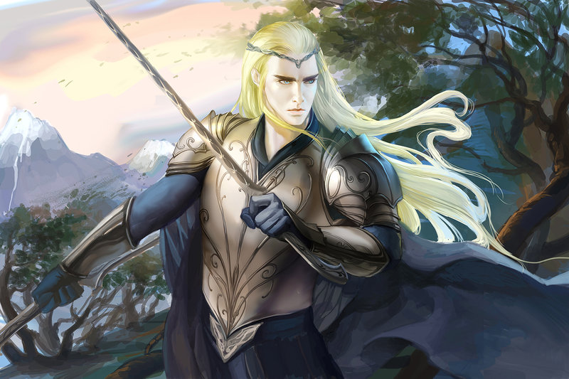 The Moment of JusticeStorm - in tribute to Thranduil BerserKing & The Primordial Tempest of War Thrand10